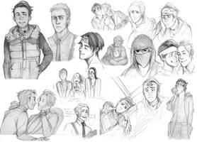 GM doodles by Razurichan