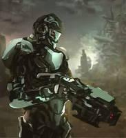 armor by Farishariyanto