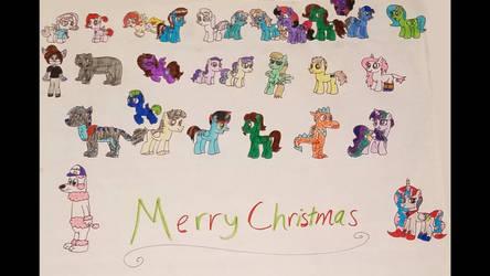 Merry Christmas by Phoenixtdm