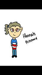 Hannah Pritchard  by Phoenixtdm