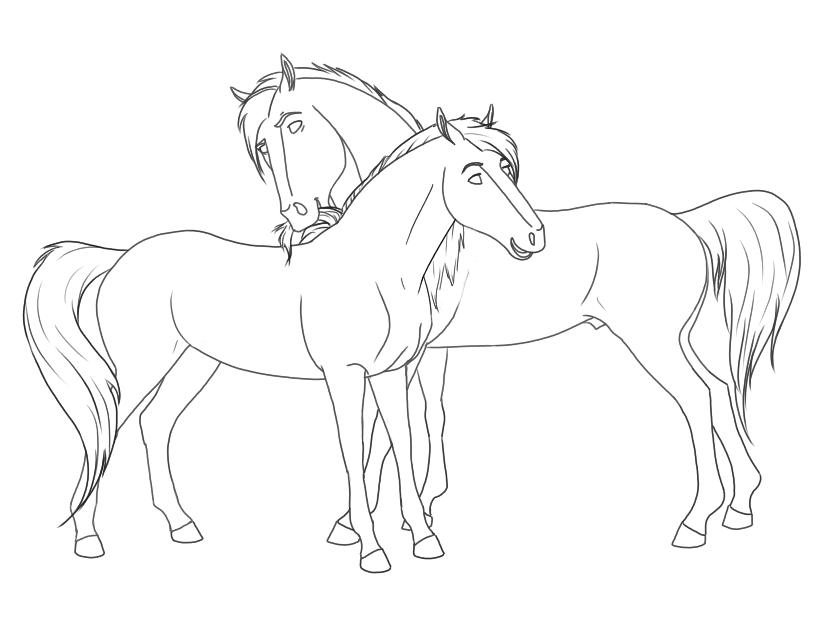 stallion and mare by silverglass19 on deviantart RE MAX Framingham MA stallion and mare by silverglass19