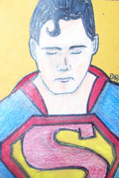 Superman Again by cherith