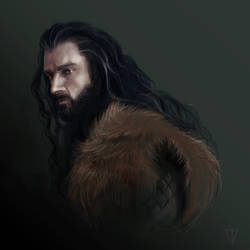 Thorin by VladaTee