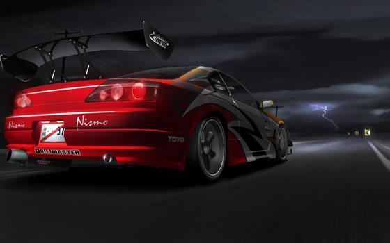 Nissan Silvia S15 by Nylaian