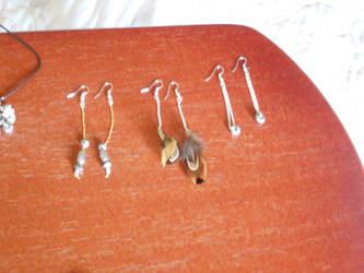 earrings 1 by AikuraWind-dancer
