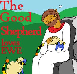 The Good Shepherd by ZIM402