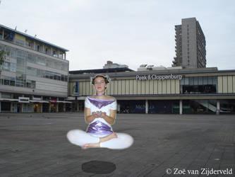 Meditation by Feia-Aila