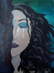Silver Tear by Feia-Aila