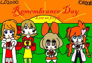 WarioWare: Remembrance Day by Luqmandeviantart2000