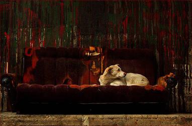 The Sofa by Elrisha