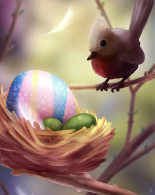 The Intruder - Easter '16 by Limerry