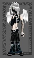 im Goth 3 Kakashi by Gaara666