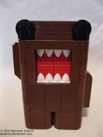 LEGO Domo Kun by bezbrick