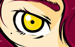 Eye by ishmam