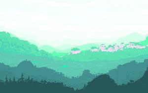 Jungle Hill by ishmam