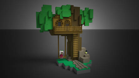 Tree House by Rantep