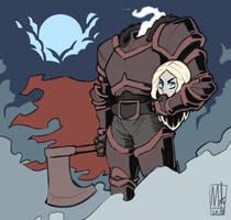 Dullahan Blackguard by Lord-Of-The-Guns