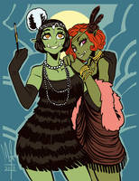 Orc Flappers by Lord-Of-The-Guns