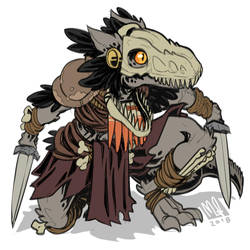 Kobold Ranger by Lord-Of-The-Guns