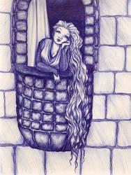 Rapunzel by Lauren-Lou