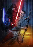 The Force Is Strong by 13nin