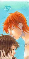 HP_Soft Kiss by mary-dreams