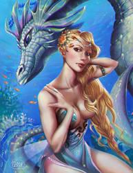 Ondine by mary-dreams