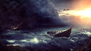 Storm by misieekq