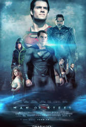 Man Of Steel by OMARGFX007