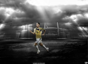 james Rodrigues by OMARGFX007