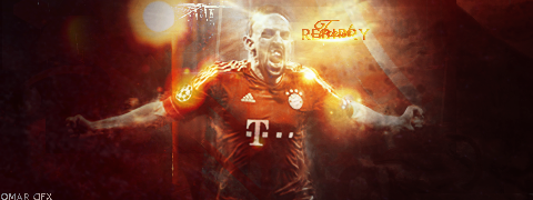 ribery by OMARGFX007