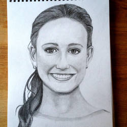 Emmy Rossum by khizzle