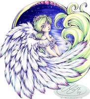 Celestial Angel by Mallemagic