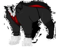 Phantom of the Opera Vulpes Male Body by MyshelKnyte