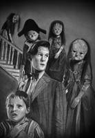 Doctor Who by Dempster32