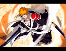Ichigo Kurosaki   Thousand Year Blood War by GEVDANO