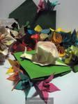 Origami Fall Challenge 27 by DarkUmah