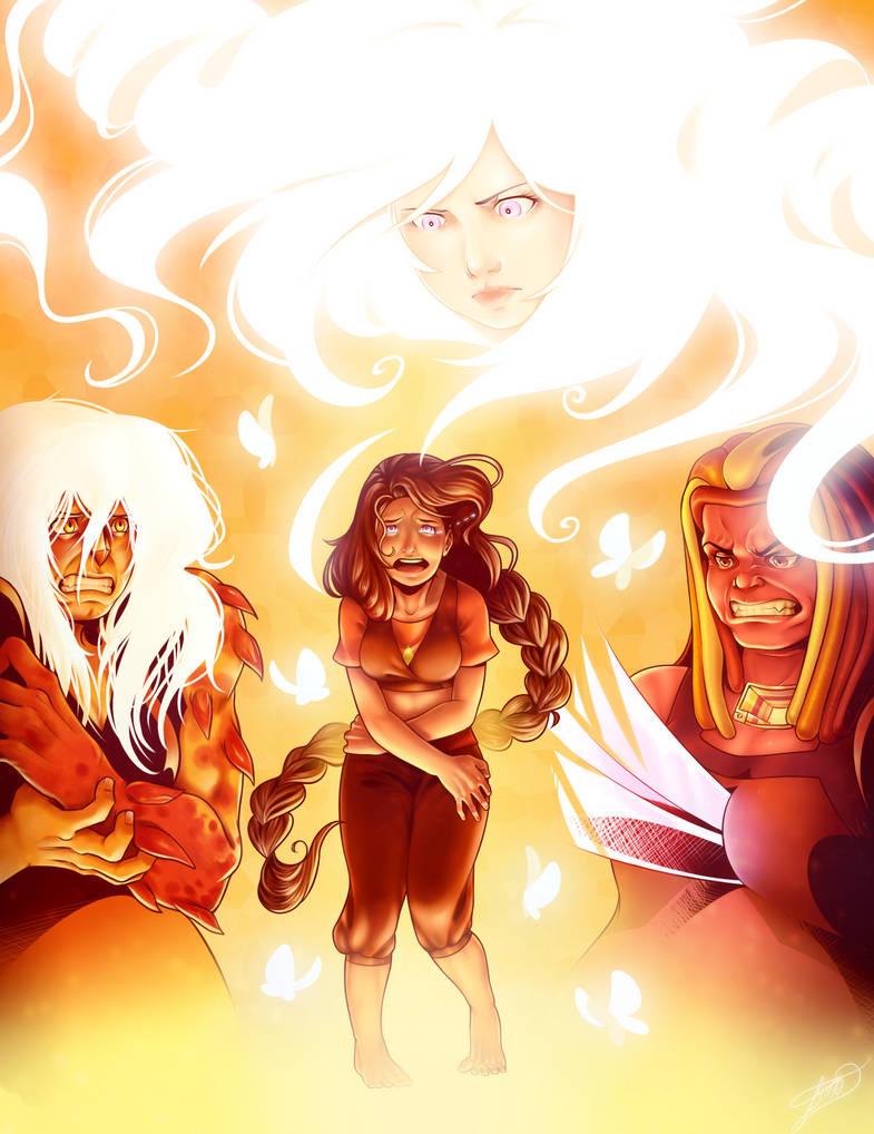 Steven Universe 404