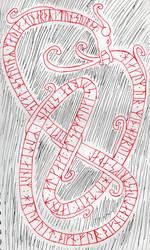 Another Runestone by vicskywalker