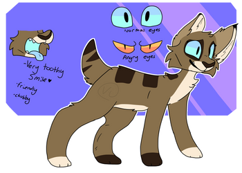 Vulcan Reference sheet   FURSONA   by M-ISSION