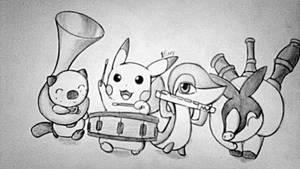 Pokemon by ixFury