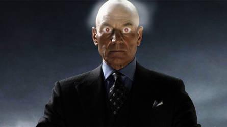 Professor Xavier by madhailstorm