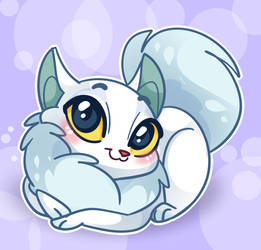 Fluffy Kitty by MeLoDyClerenes