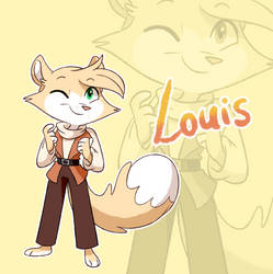 Louis The Mink by MeLoDyClerenes
