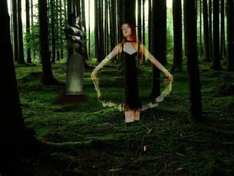 Death and the Dancer by seekingsophia