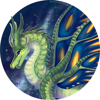 Wings of Fire - [SPOILERS] Luna by Biohazardia