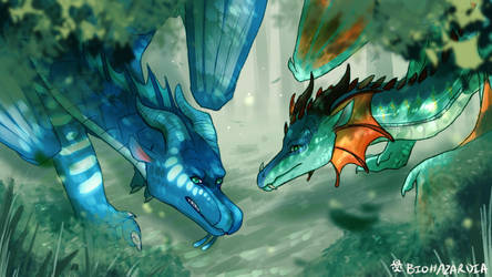 Wings of Fire - This is War by Biohazardia