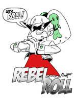 Rebel Roll by RyanJampole