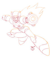 Zero doodle by RyanJampole