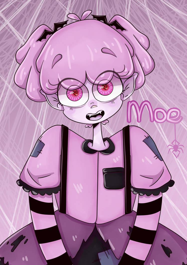 ~Moe~ by Bubblegum-girl11